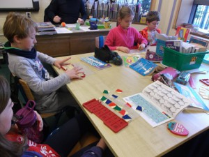 Maths Stations 4th 2